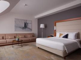 Courtyard by Marriott Moscow City Center, hotel in Moscow