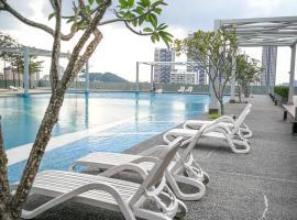 Gt Home encorp strand residence (alpha ivf ), hotel di Kota Damansara