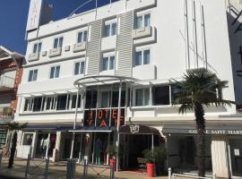 Yatt Hotel, hôtel à Arcachon