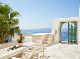 Villa Murat, pet-friendly hotel in Fira