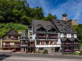 Hotel Burgfrieden, Hotel in der Nähe von: Burg Eltz, Beilstein