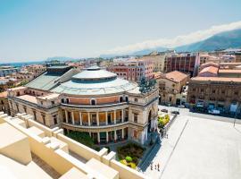 Hotel Politeama, Hotel in Palermo