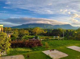 Khao Kho Overview Resort, resort in Khao Kho