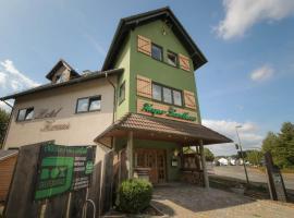 Hotel Kraus/Heeper Landhaus, hotel em Bielefeld