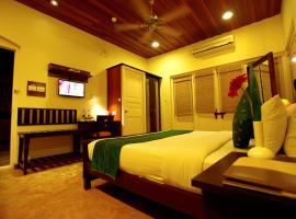 Tea Bungalow, accessible hotel in Cochin