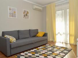 Комфортабельная квартира на Карла Маркса 183, апартаменты/квартира в Сыктывкаре
