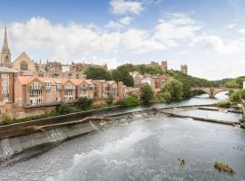 Central Durham Riverfront Apartment, hotel near Durham Magistrates Court, Durham
