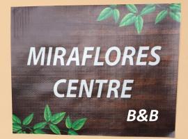 Miraflores Centre, B&B in Lima