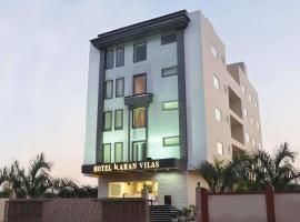 Hotel Karan Vilas, hotel in Agra