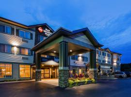 Best Western PLUS Vineyard Inn and Suites, hotel in Penn Yan