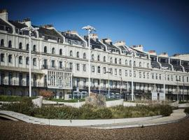 BEST WESTERN PLUS Dover Marina Hotel & Spa, hotel in Dover