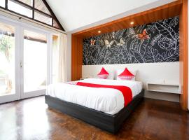 OYO 430 Grand Mulia Sakinah Boutique Hotel, hotel in Pasuruan