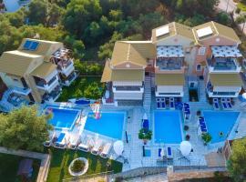 All Saints Villas, hotel in Plataria