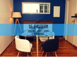 LE PASTEUR - Superdole, apartment in Dole