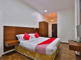 OYO 288 Diafati Residential Units, hotel perto de Venicia Mall, Al Khobar