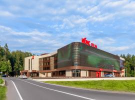 ibis Moscow Domodedovo Airport, hotel near Moscow Domodedovo Airport - DME,