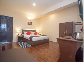 Capital O 40038 Grand Ariview, A Collection Hotel & Spa, hotel near Sikkim Manipal University Distance Education, Gangtok
