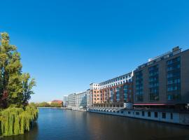Adrema Hotel, hotel in Moabit, Berlin