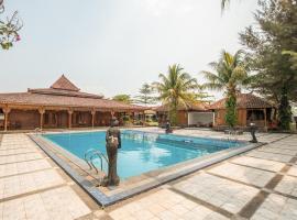 OYO 1347 Joglo Garut Cottage Syariah, hotel di Garut