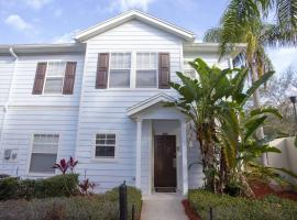 2956 Lucaya Village - Gorgeous Four Bed Condo Close to Disney Area, hotel in Kissimmee