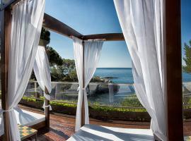 Hotel Cala del Pi - Adults Only, hotel near Aquadiver, Platja d'Aro