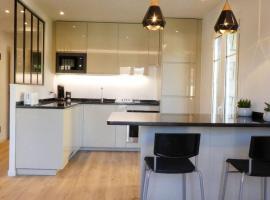 grand 2 pieces standing proche mer, apartment in Roquebrune-Cap-Martin