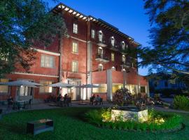 Grand Hotel Impero Spa & Resort, hotel in Castel del Piano