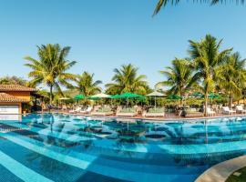 Hotel Ferradura Resort, hotel with jacuzzis in Búzios