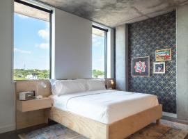 ARRIVE Austin, hotel Disch-Falk Field - University of Texas környékén Austinban