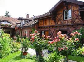 Hotel zur Krone, hotel in Auggen