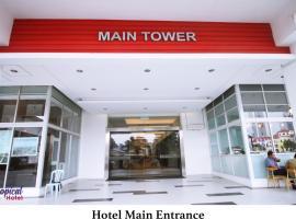 Tropical Hotel Kota Damansara, hotel in Kota Damansara