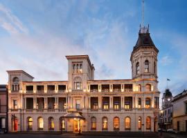 Craig's Royal Hotel, hotel in Ballarat
