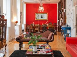 Living Lounge Hostel, hostel in Lisbon