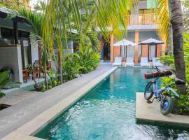 OYO 1322 Mentari Residence, отель в городе Гили-Траванган
