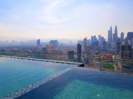 Regalia Suite KLCC @ Awesome Stay, pet-friendly hotel in Kuala Lumpur