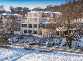 Travel Charme Strandhotel Bansin, hotel near Usedom island nature park, Bansin