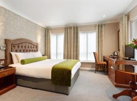 Drury Court Hotel, hotel Dublinban