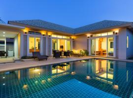 Villa Jasmine, hotel in Rawai Beach