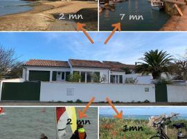 La Maison de l'Ocean - plage à 75 mètres, villa in Saint-Martin-de-Ré