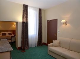 Hôtel Héliot, отель в Тулузе