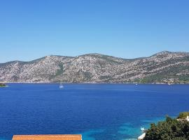 Luxury apartment Korcula - Villa Sunny Days, luxury hotel in Korčula