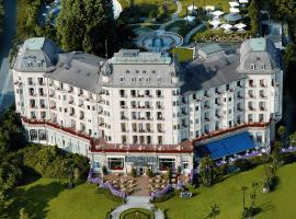 Hotel Regina Palace, hôtel à Stresa