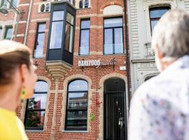 BareFoodGIULIA, hôtel à Hasselt