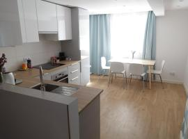 3 Rooms in Oficerskie, homestay in Kraków
