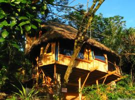 Vanira Lodge, B&B in Teahupoo