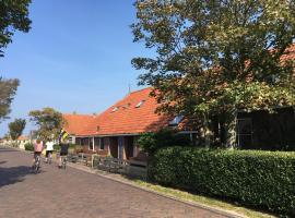 Vita Nova op Ameland, hotel in Buren