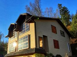 Hostal La Casa del Carpintero, hotel cerca de Villarrica Volcano, Coñaripe