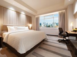 PARKROYAL on Kitchener Road, hotel near Mustafa Center, Singapore