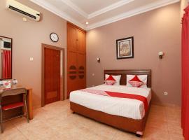 OYO 1286 Hotel Syariah Aceh House, отель в Медане