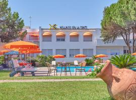 Hotel Capo Circeo Centro Benessere & Padel, hotel a San Felice Circeo